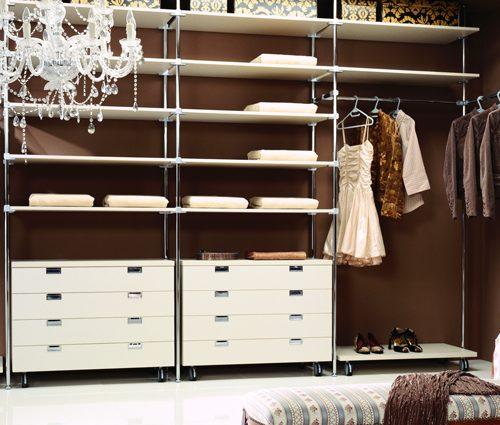 Custom Walk-In Closets