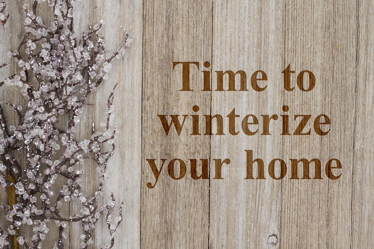Winterize your Windows and Doors