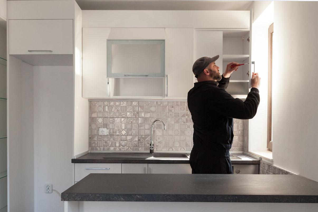 Kitchen Reno Contractors