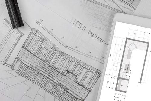 Kitchen Design Blueprints