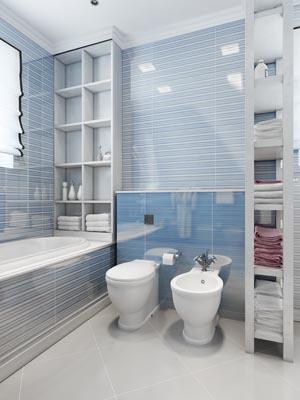 Bathroom Recessed Cabinets